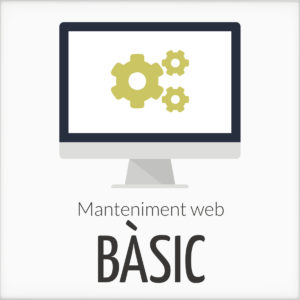 manteniment web bàsic