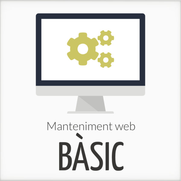 manteniment web bàsic