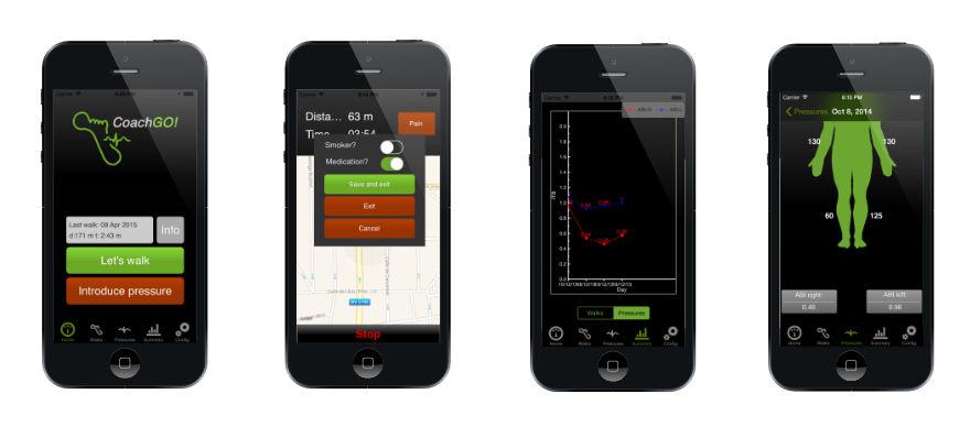 coachgo! app programació aplicació mòbil programació web exemple 2
