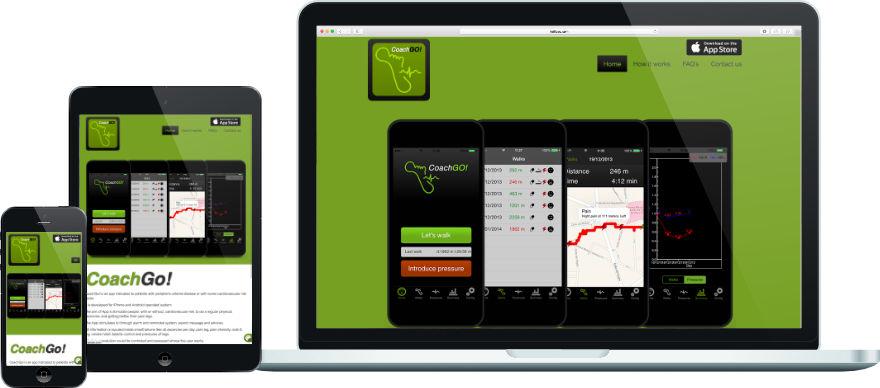 coachgo! app programació aplicació mòbil programació web exemple 1