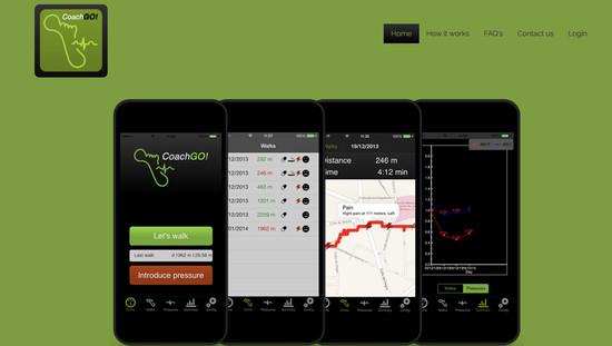 coachgo! app programació aplicació mòbil programació web