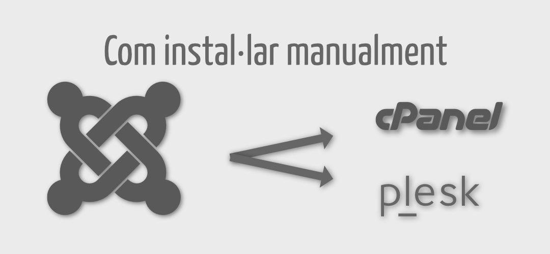 Com instal·lar Joomla manualment pas a pas